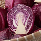 'Red Delight' Cabbage